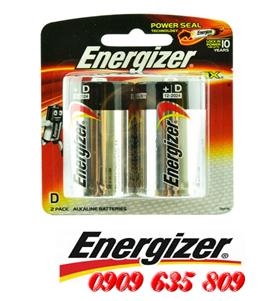 E95-BP2, Pin đại D Energizer Max E95-BP2 alkaline 1.5v Made in Singapore