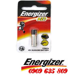 Energizer A27, Pin 12v Energizer A27 alkaline chính hãng Made in China
