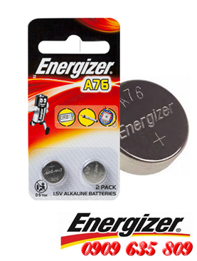 Energizer A76-LR44, Pin Energizer A76/LR44 alkaline 1.5v chính hãng Made in China