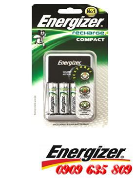 Energizer CHCC-EU; Bộ sạc pin AAA Energizer CHCC-EU kèm sẳn 4 pin sạc AA2300mAh 1.2v| HẾT HÀNG