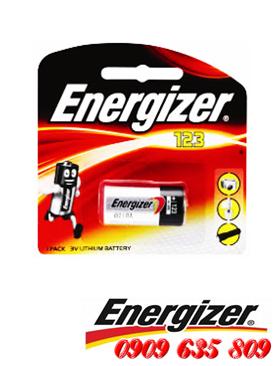 Energizer CR123A, Pin 3v lithium Energizer CR123A chính hãng Made in China| CÒN HÀNG
