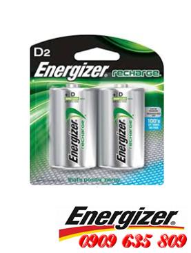 Energizer D2500, Pin sạc D 1.2v Energizer NH50-BP2 chính hãng Made in China