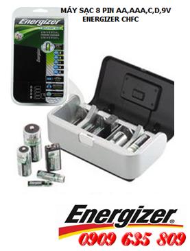 Máy sạc 8 pin AA-AAA-C-D-9v Energizer CHFC _Sạc đa năng từ 1,2,3,4,5,6,7,8 Pin các cỡ loại